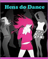 Hens do dance