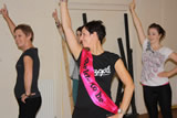 Hens do Dance party